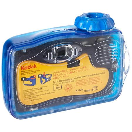 Kodak Sport Disposible Camera, 27 Exposure, Waterproof up to 50 feet (Discontinued by Manufacturer) (Kodak Waterproof Camcorder)