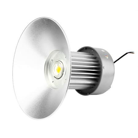 Professional 100W LED High Bay Warehouse Light Lamp Bright 250W Equivalent  AC 85-277V 50-60Hz 6000K Warehouse Light