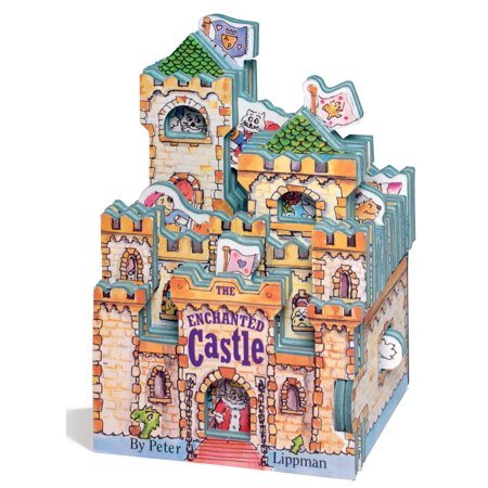 Mini House: The Enchanted Castle - Boardbook