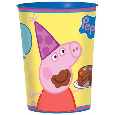 Peppa Pig Cup (Peppa Pig 16 oz. Plastic Cup)