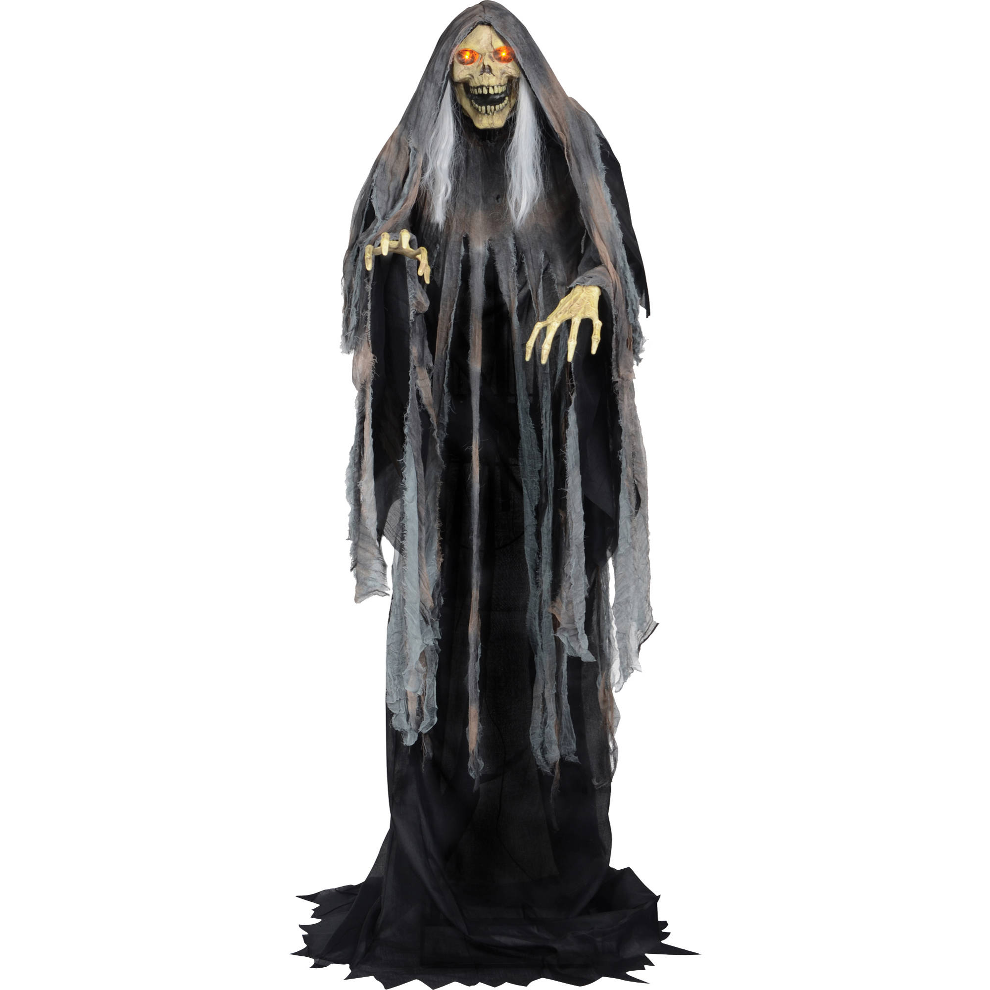 bog reaper rising animated halloween decoration walmart com