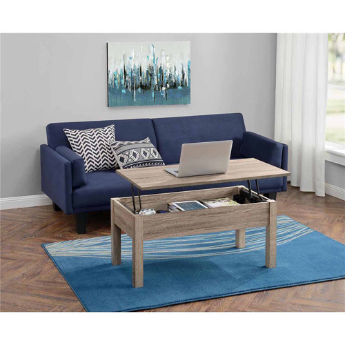 Sonoma Oak Lift Top Coffee Table Living Room Furniture Storage Workstation Desk Ebay