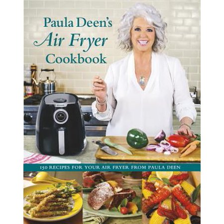 Paula Deen's Air Fryer Cookbook](Paula Deen Halloween Desserts)