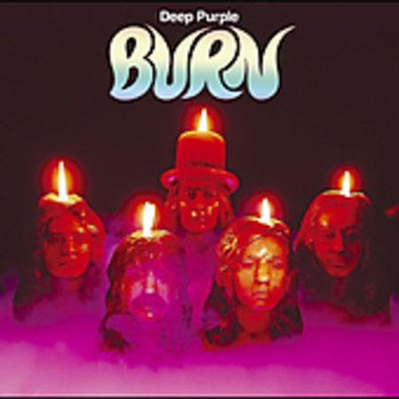 Burn (CD) (Remaster) (Make Cd Burn)