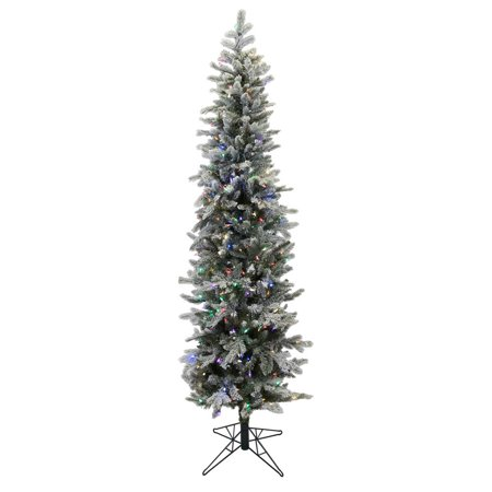 Frosted Christmas Trees Walmart