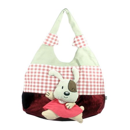 Naughty Rabbit Canvas Shoulder Bag / Swingpack / Travel Bag - image 1 of 1