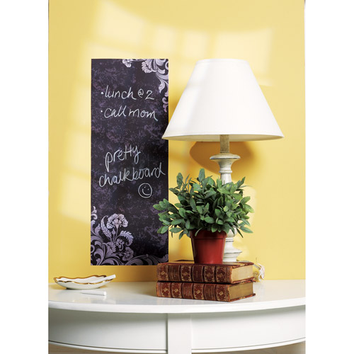 Wallies Frilly Chalkboard