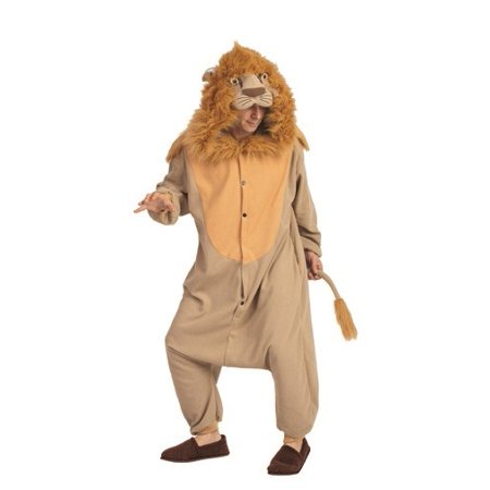 Funsies Lee the Lion Unisex Costume - General Lee Costume