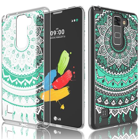 Luxury Bling Diamond Flip Leather Phone Case For LG StyLo