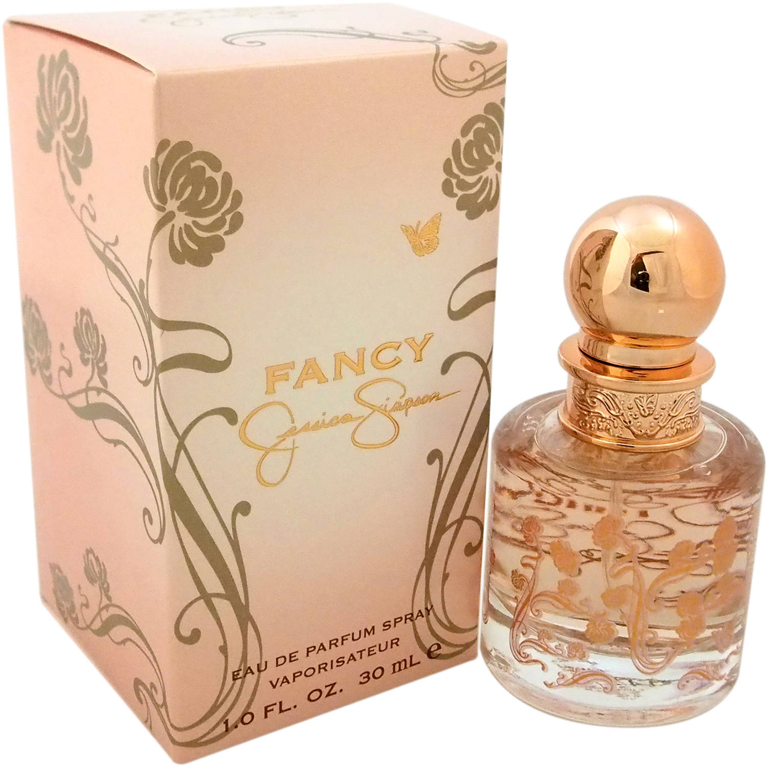 Jessica Simpson Fancy Women's EDP Spray, 1 fl oz