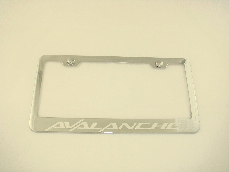 Car & Truck Decals, Emblems & License Frames Chevrolet