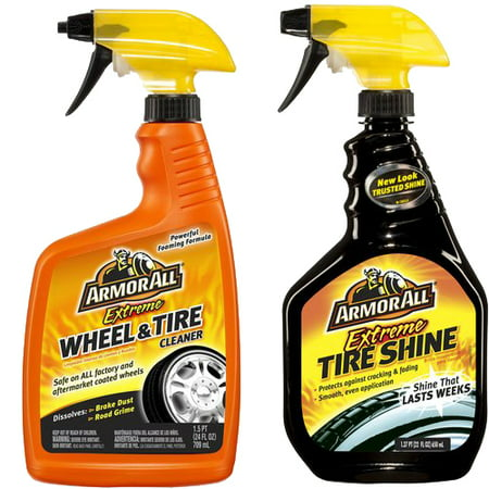 Armor All Extreme Tire Care Value Bundle - SAVE 10%