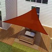 Freeport Park Solon 10' Triangle Shade Sail