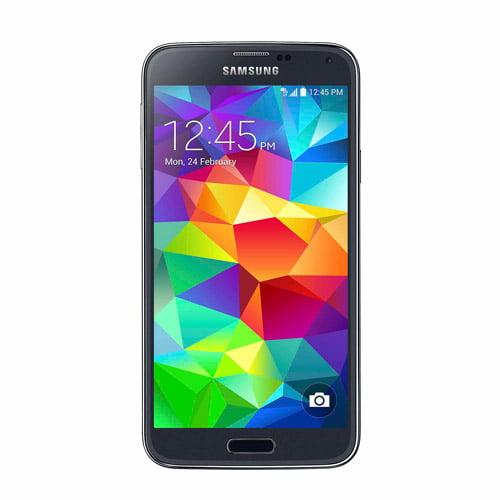 TMobile Samsung Galaxy S5 Prepaid Cell Phone Walmartcom