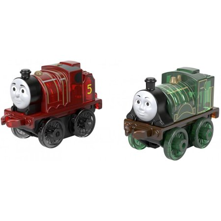 Thomas & Friends MINIS Light-ups 2-Pack James and Emily