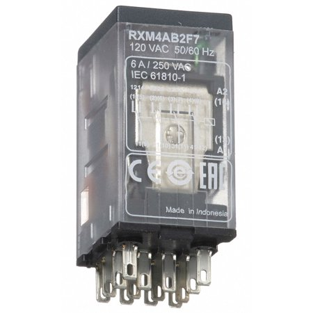 Schneider Electric General Purpose Relay   RXM4AB2F7
