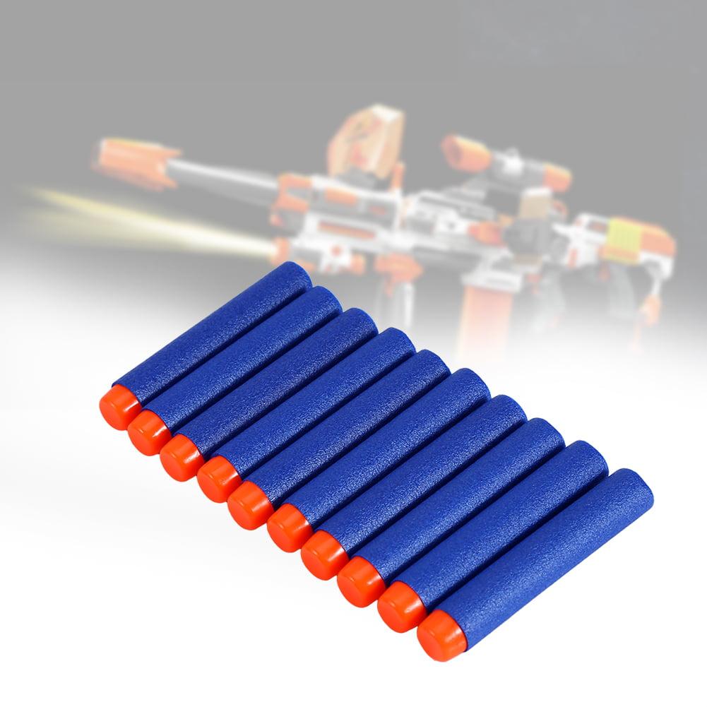 Yosoo 100PCS Darts Refill Bullet Blue Darts for Elite Series Blasters Toy Gun
