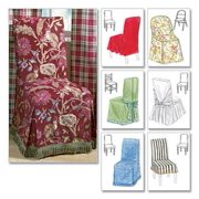 McCall's Pattern Chair Cover Essentials, 1 Size Only