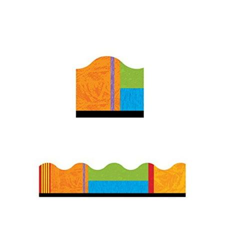 TREND enterprises, Inc. Color Collage Terrific Trimmers, 39 ft
