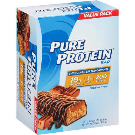 Pure Protein Bars Chocolate Salted Caramel