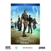 Rogue One: A Star Wars Story, DVD, by