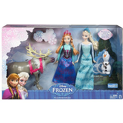 Dolls Precise Disney Frozen Anna Doll With Free Elsa Fragrant Aroma