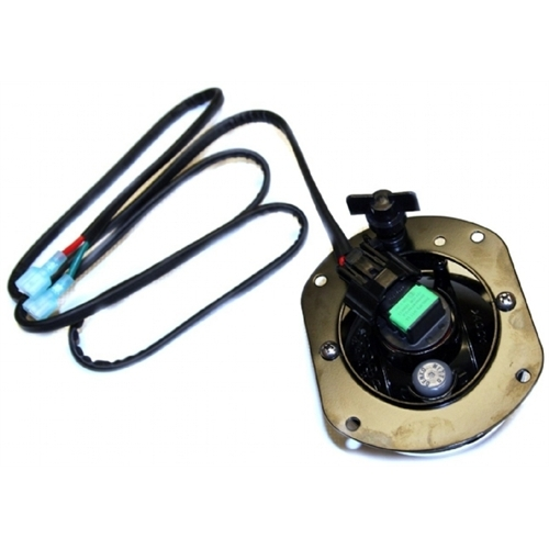 Fab Fours 90mm Fog Light with Wiring 61350