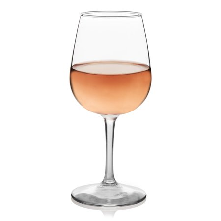 Libbey All-Purpose Wine Party Glasses, Set of 12