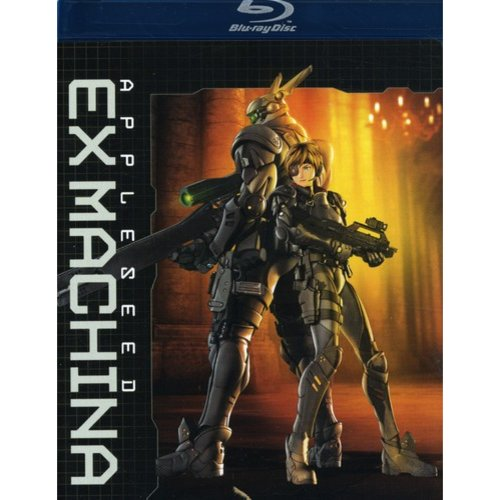 Appleseed: Ex Machina (Blu-ray) (Widescreen)
