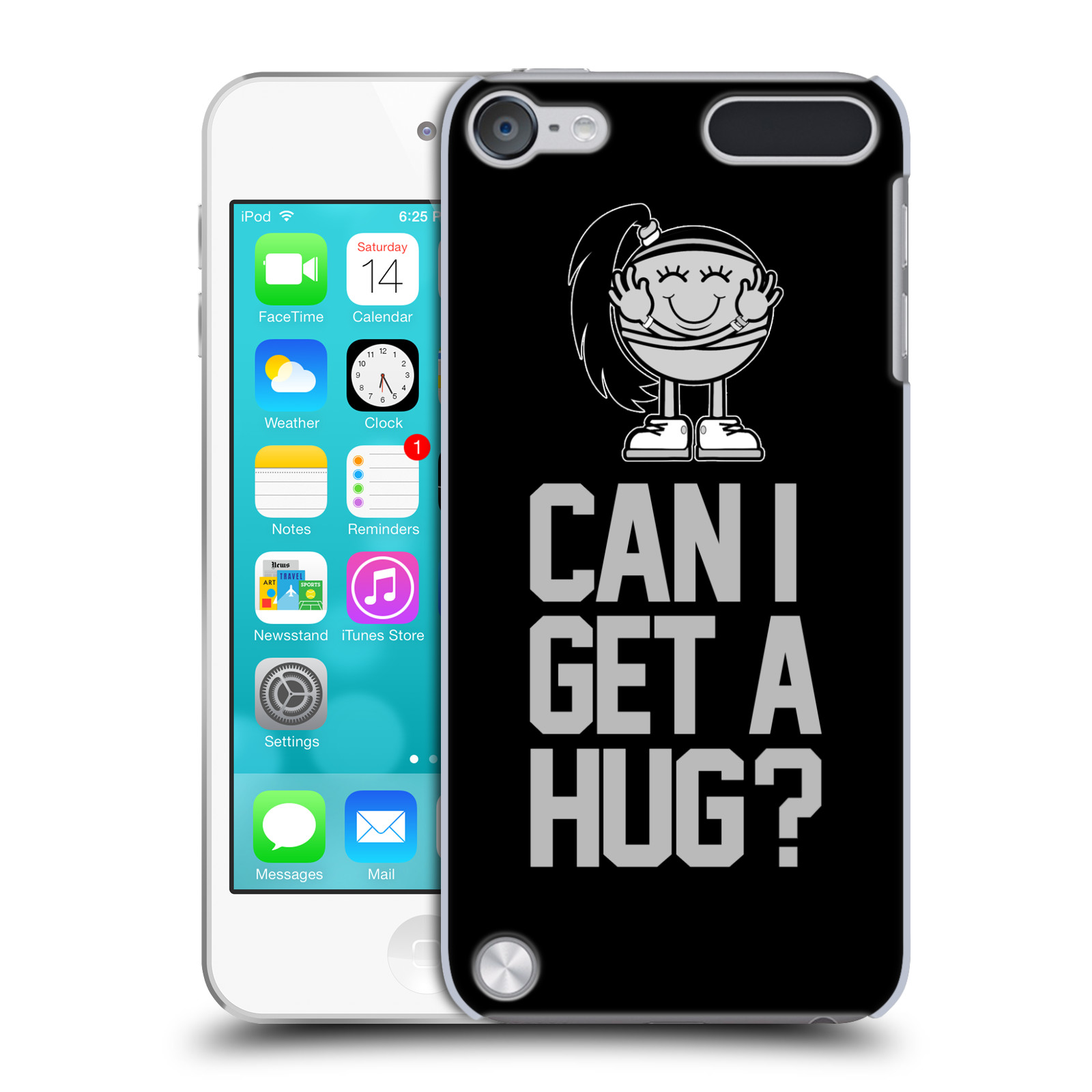 OFFICIAL WWE BAYLEY HARD BACK CASE FOR APPLE IPOD TOUCH MP3