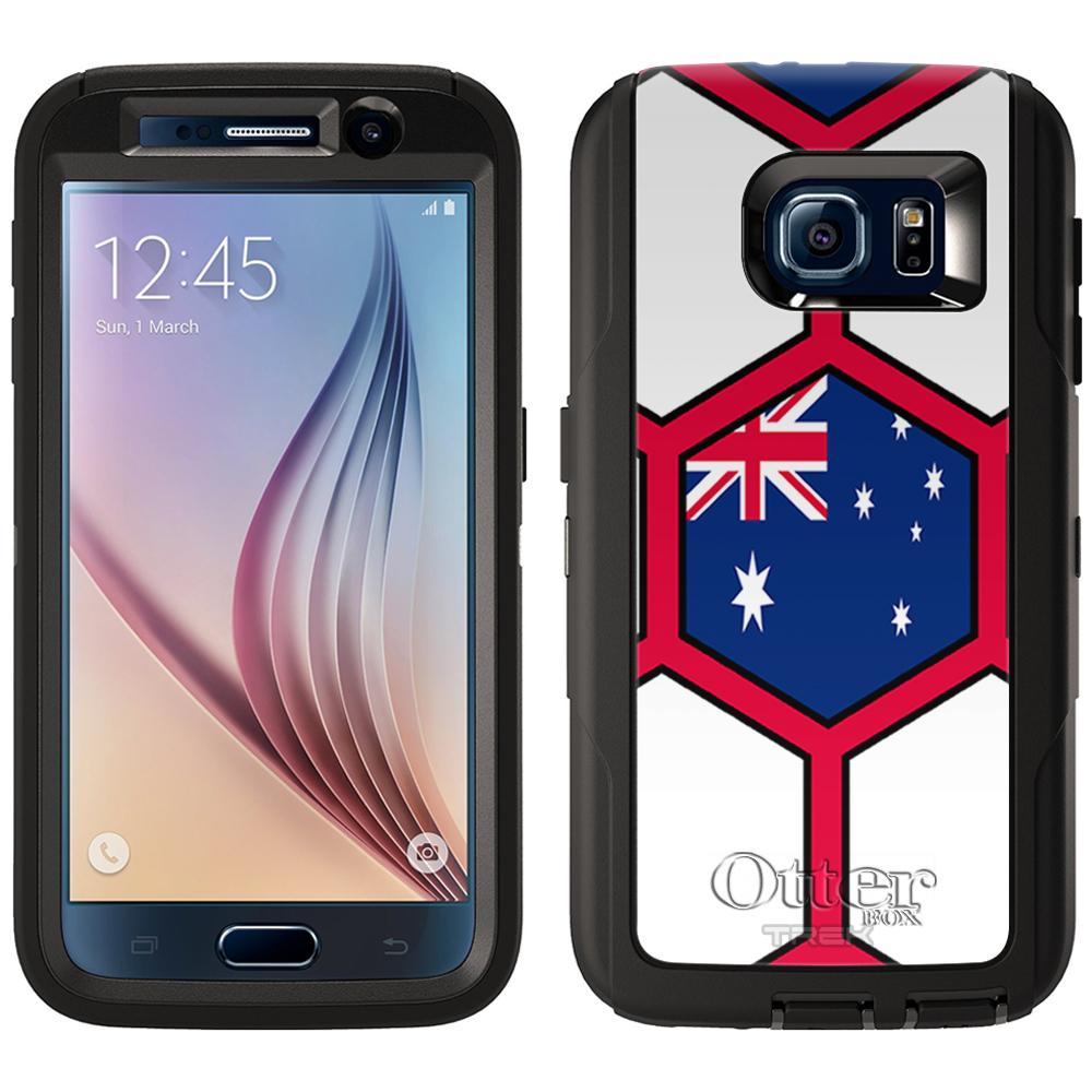 OtterBox Defender Samsung Galaxy S6 Case - Soccer Ball Au...