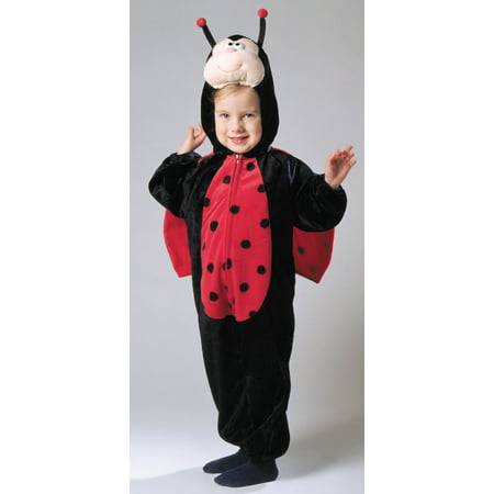 // Ladybug Plush With Wings Costume//