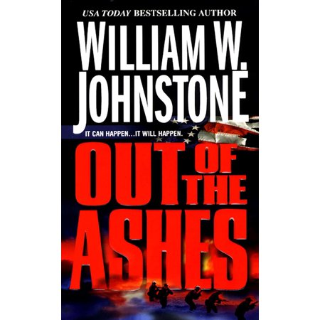 Out of the Ashes - eBook