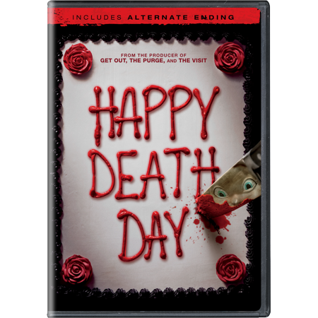Happy Death Day (DVD)](When Is Happy Halloween Day 2017)