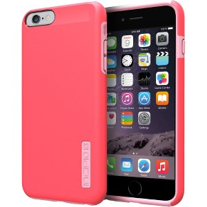 Incipio DualPro Hard Shell Case w/ Impact Absorbing Core for iPhone 6+ - Coral