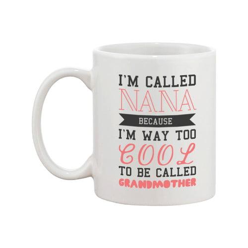 Image of 365 Printing Inc Grandma To Be Coffee Mug