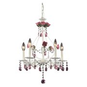 ELK Lighting Rosavita Chandelier 4054/5 - 18W in.