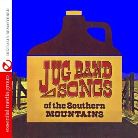 Jug Band Songs of the Southern Mountains (CD)