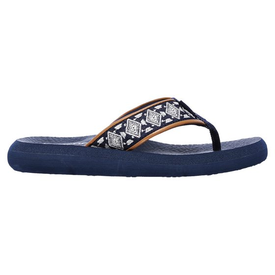 3cf4d065e32a Skechers - Skechers Women s Asana Beach Bash Flip Flops Sandals ...