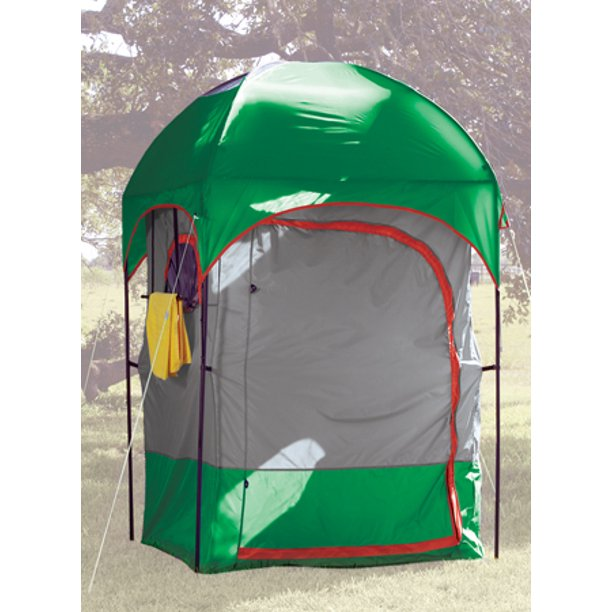 Texsport Deluxe Camp Shower/Shelter Combo