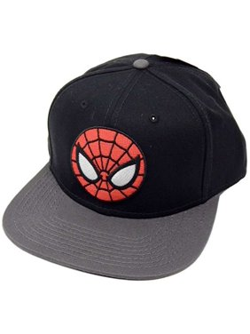 d9003a142ee79 Product Image Marvel Ultimate Spider-Man Snapback Cap Apparel. Bioworld