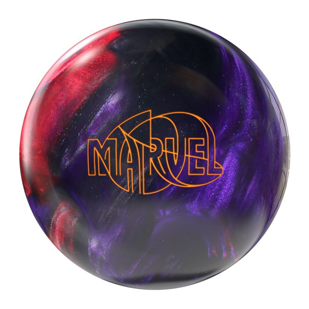 Storm Marvel Pearl Bowling Ball (15lbs) by Storm Bowling Products