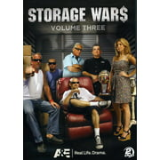 Storage Wars 3 ( (DVD)) by ARTS AND ENTERTAINMENT NETWORK