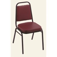 """18"""" Upholstered Stack Chair from"""