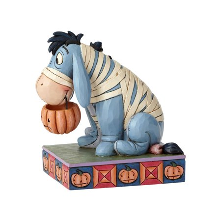 Disney Traditions Jim Shore 6000952 Eeyore In Mummy Costume 2018