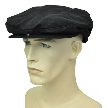 Newsboy American Needle Solid Cabbie Gatsby Fitted Medium Hat Cap Ivy Driver