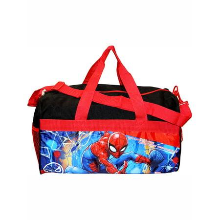 Marvel Kids' Spider-Man Travel Duffle Bag - image 1 of 2