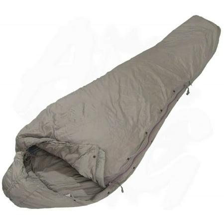 US Genuine Issue Modular Sleep System Patrol Sleeping Bag, IMSS, Used,