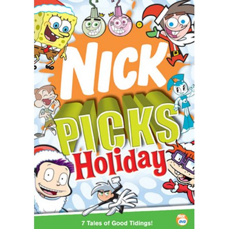 Nick Picks Holiday (DVD)
