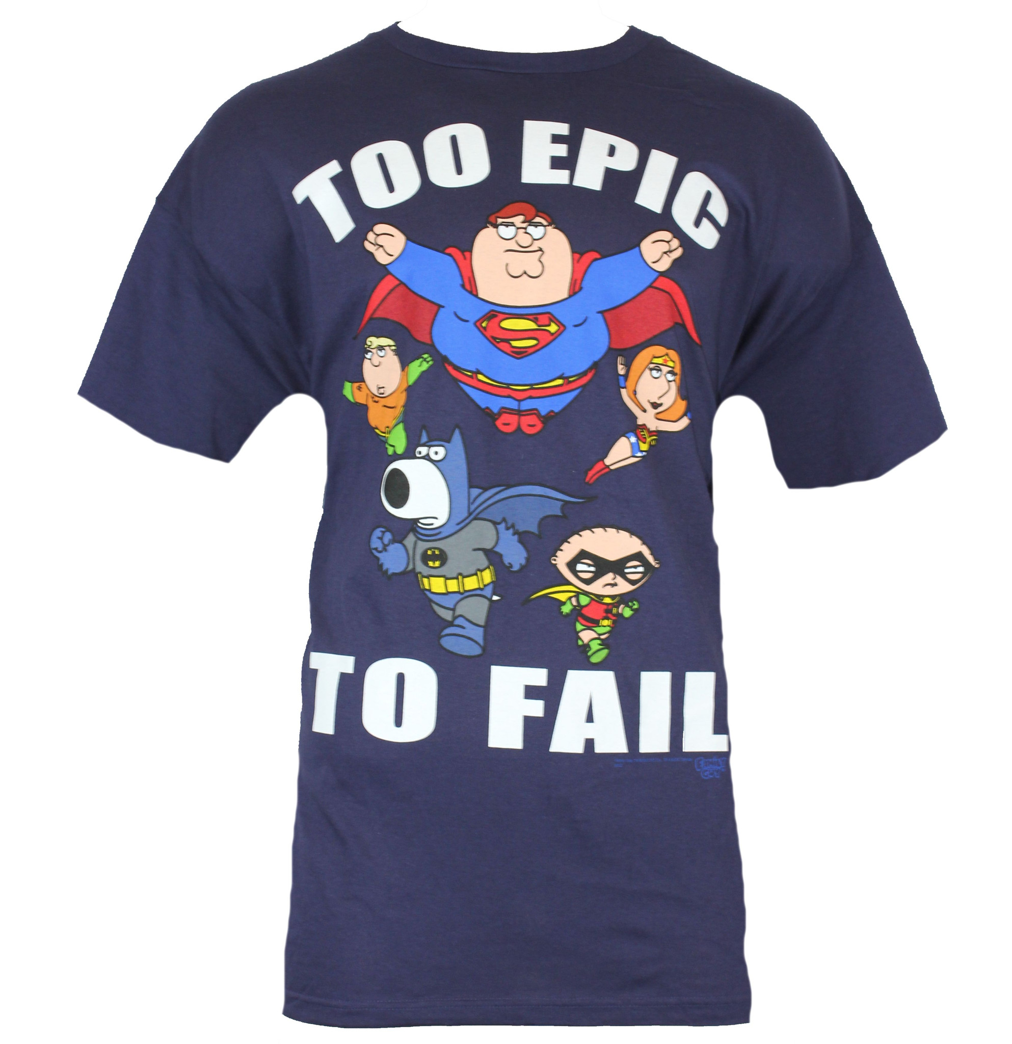 Family Guy Mens T-Shirt